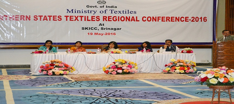 Northern state Textiles Regional Conference 2016