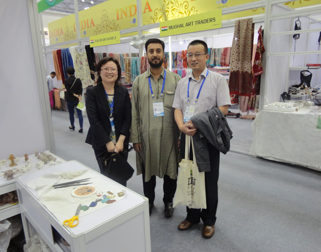 image of China Import Expo (Brand Consumer Goods Show), Kushan, China 19-21 MAY 2016Photo
